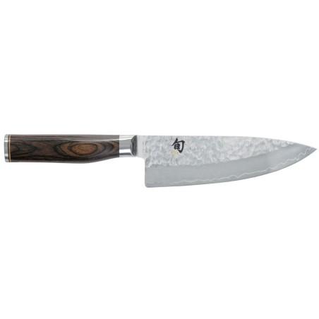 Couteau Chef / Éminceur (petit) - Kai Shun Premier Tim Malzer - 15cm - procouteaux