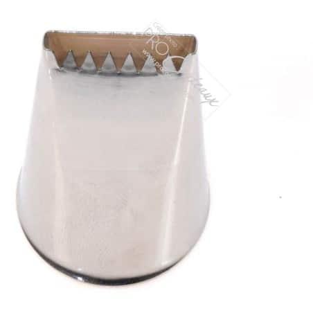 Douille à bûche inox ou douille à chemin de fer - 2 tailles disponibles ProCouteaux