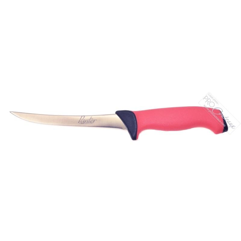 Couteaux Désosseur courbé usé - Panter - 16cm - procouteaux