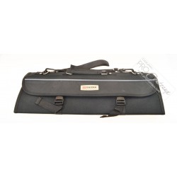 Mallette semi-rigide pour 11 couteaux - Giesser - vendu vide - procouteaux