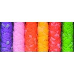 Caissettes papier (tulipcup) - lot 30 pièces - assortiment de couleurs