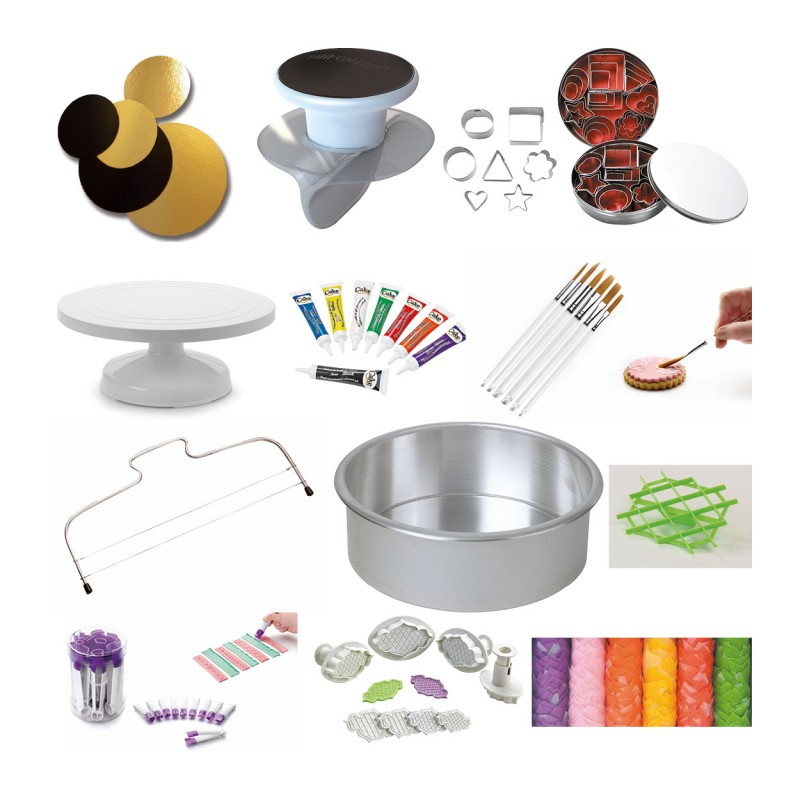 Kit Cake design ProCouteaux