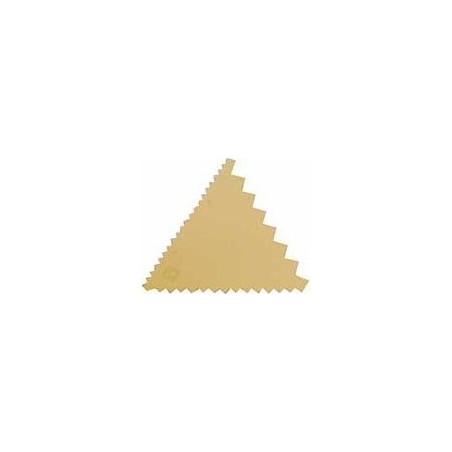 Peigne / Corne triangle à décorer