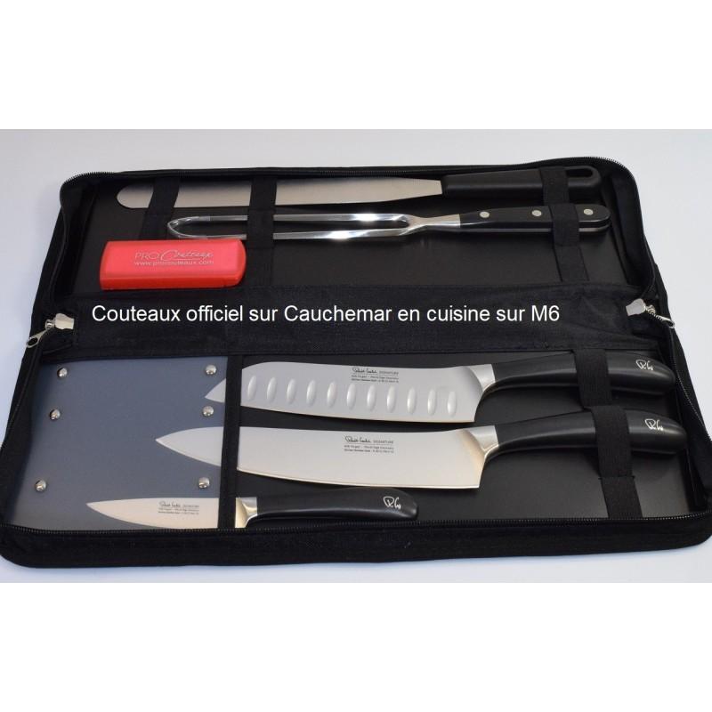 Mallette Mini - Cauchemar en cuisine - 6 pièces ProCouteaux