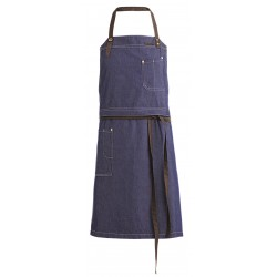 Tablier Kentaur - 2 en 1 - Authentique - Bleu Jeans
