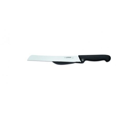Couteau réglable dentelé avec guide - Giesser Tradition - 24 cm