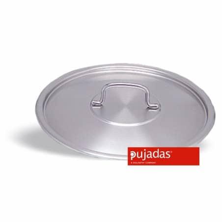 Couvercle - Casserole forme française - INOX PRO - PUJADAS - Ø 24cm