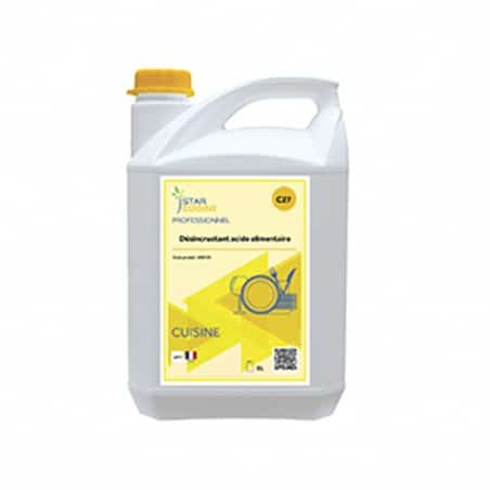 STAR DETARTRANT / ACIDE  MACHINE - 5L