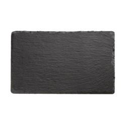 Ardoise pierre naturelle GN 1/2 - 32,5 x 26,5 cm ProCouteaux