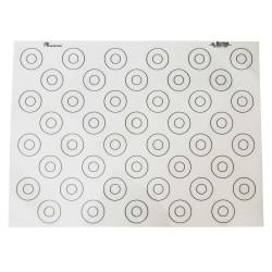 Tapis de cuisson 40x30 cm - Spécial Macarons - De Buyer à vendre sur procouteaux