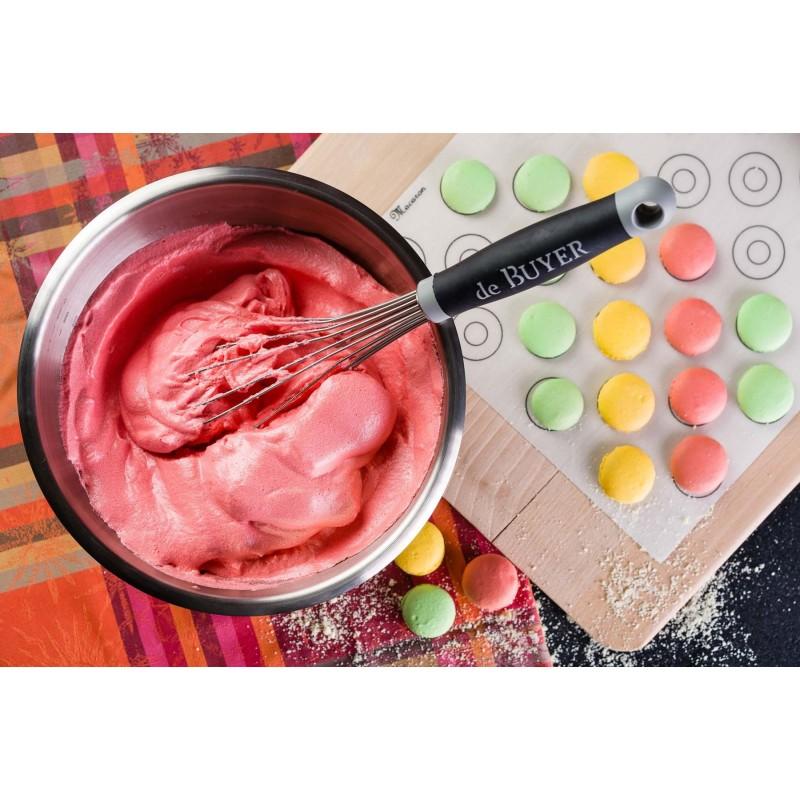 Tapis de cuisson 60x40 cm - Spécial Macarons - De Buyer à vendre sur procouteaux.com
