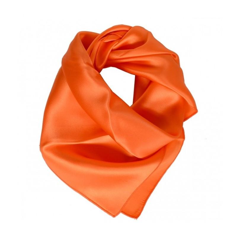 Foulard orange - Service