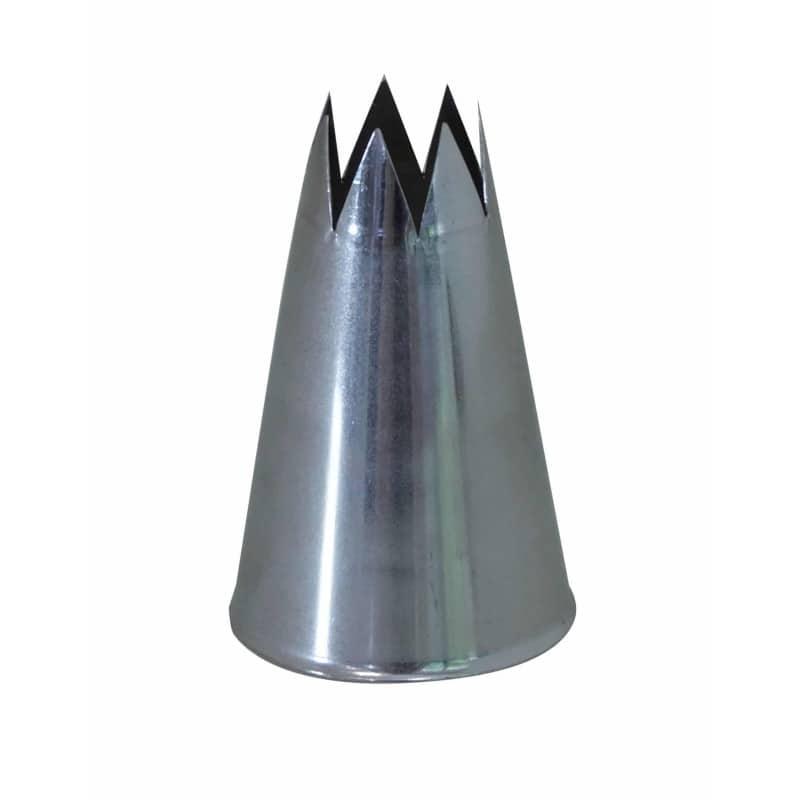 Douille Inox Cannelée -  DE BUYER - plusieurs tailles douilles disponibles
