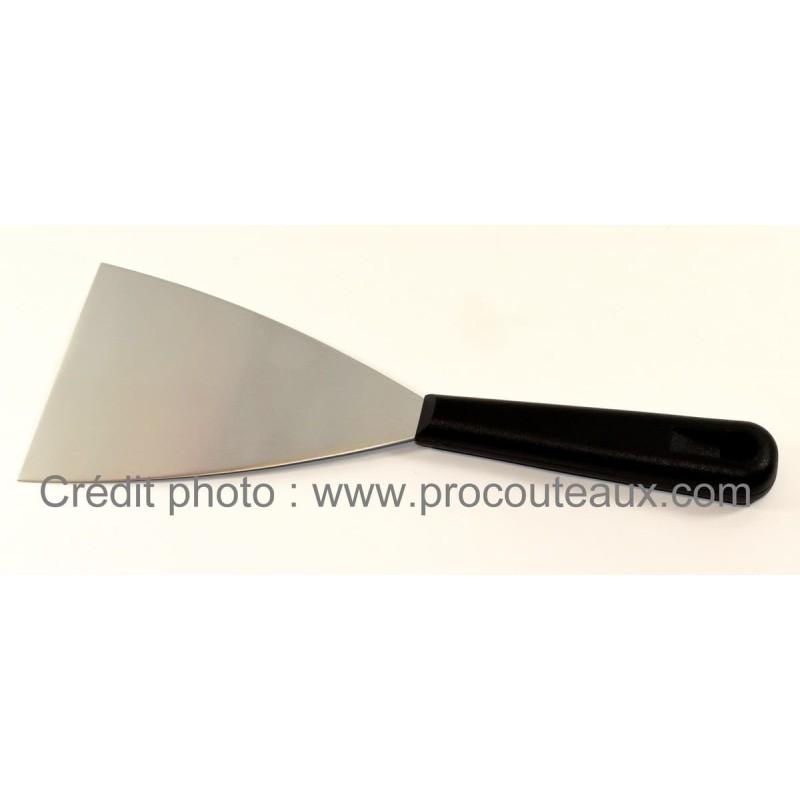 Palette / Spatule inox triangle - largeur 10 cm ProCouteaux