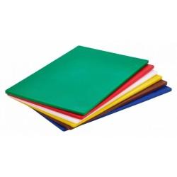 Planche à découper - 45 cm x 30 cm x 1.25 cm - polyéthylène