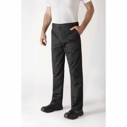 Pantalon TIMEO - noir - Cuisine - ROBUR