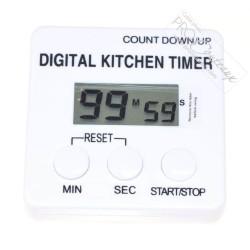 Minuteur / Chronomètre de cuisine - 99 minutes - ProCouteaux