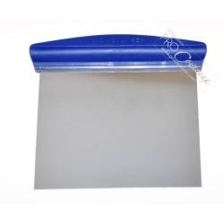 Coupe pâte inox droit rigide bleu procouteaux