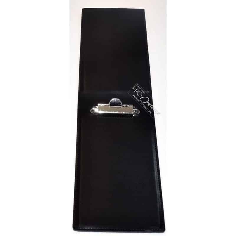Porte carnet simili cuir avec rabat - Petit modèle ProCouteaux