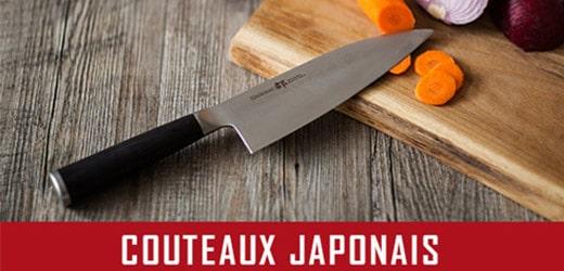 Vente Couteaux Cuisine Japonais Mallettes Chef Patisserie