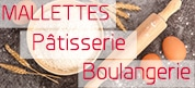 Mallettes patisserie
