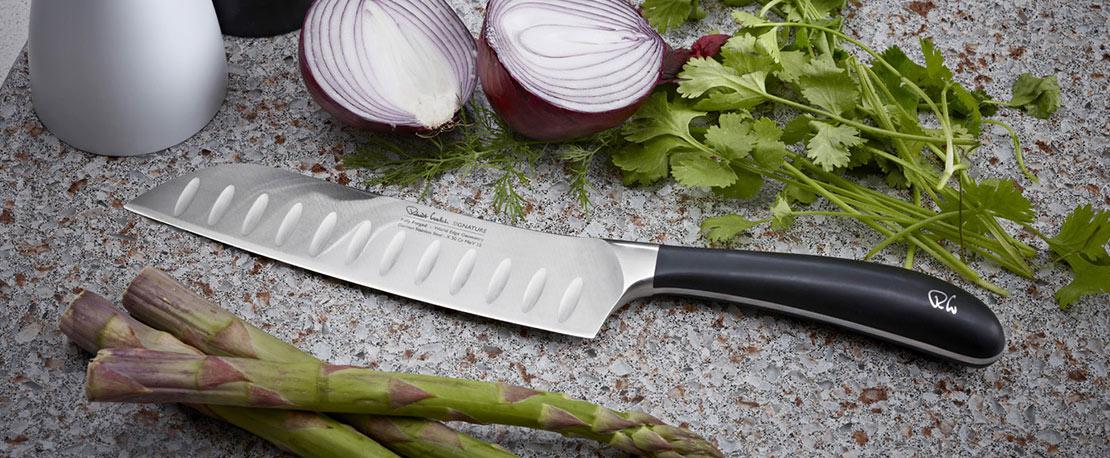 Vente de couteaux de cuisine Robert Welch chez Procouteaux.com
